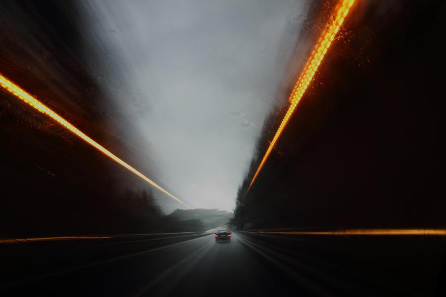 Tunel by Paraclafoto