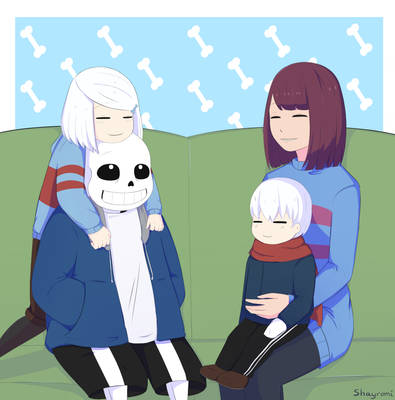 Undertale- Frans Family