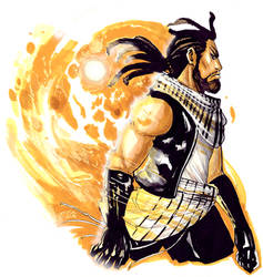 Elijah The Prophet.