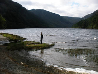 Glendalough V by Daguona