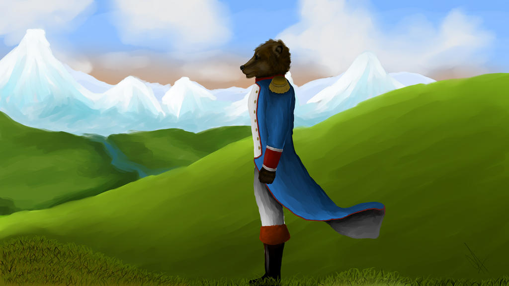 Victorious Armand by ArmandGrizzli
