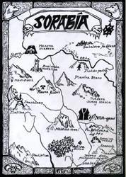 Mapa by my Friend Filip