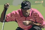 Tiger Woods Space