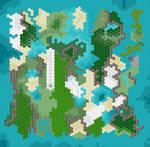 Hexploration Map