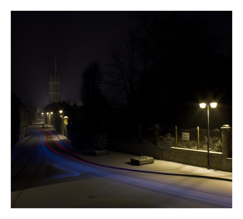 Snow by P1eTru5zka