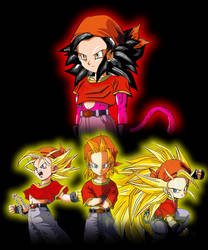 Pan in all ssj by SuperSayianPan