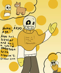 Akpo (new oc)