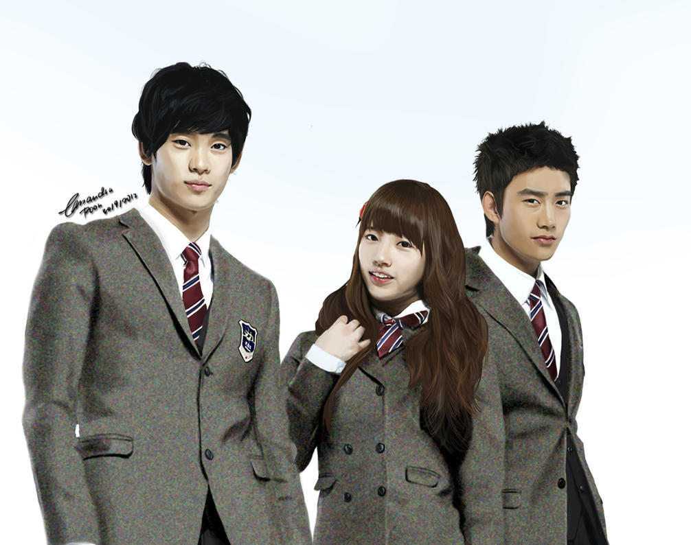 Dream High Painting Close Up By Casspoon On Deviantart