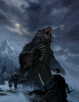 Dragon Age - Blood in Ferelden by tycarey