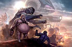 Cthulhutech: Battle for Oz
