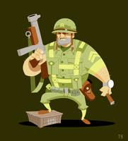 Sarg by tycarey