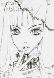White Sunako by chiichiiritchiit