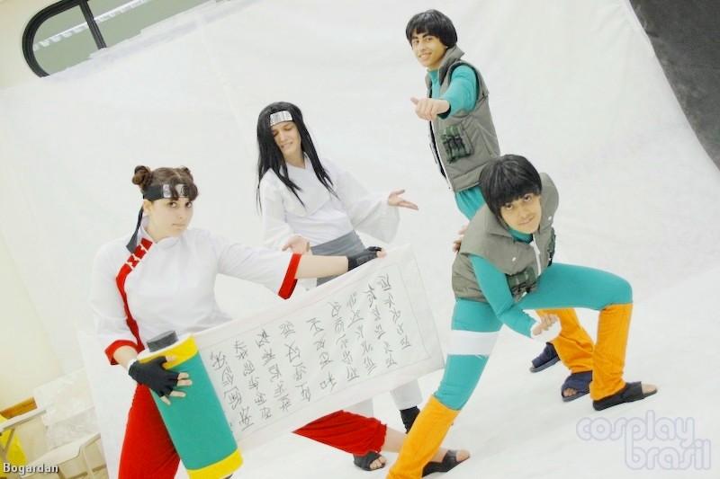 Team Gai is LOVE by ai-no-tsubasa
