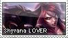 Shyvana Lover Stamp