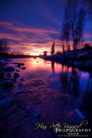 Burning Sky by Taragon
