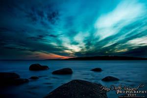 Awaiting Sunrise by Taragon