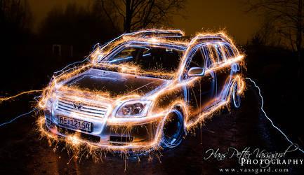 Sparkle Car