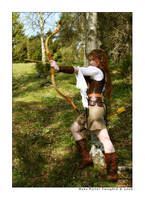 Tathariel - Elven Princess X by Taragon