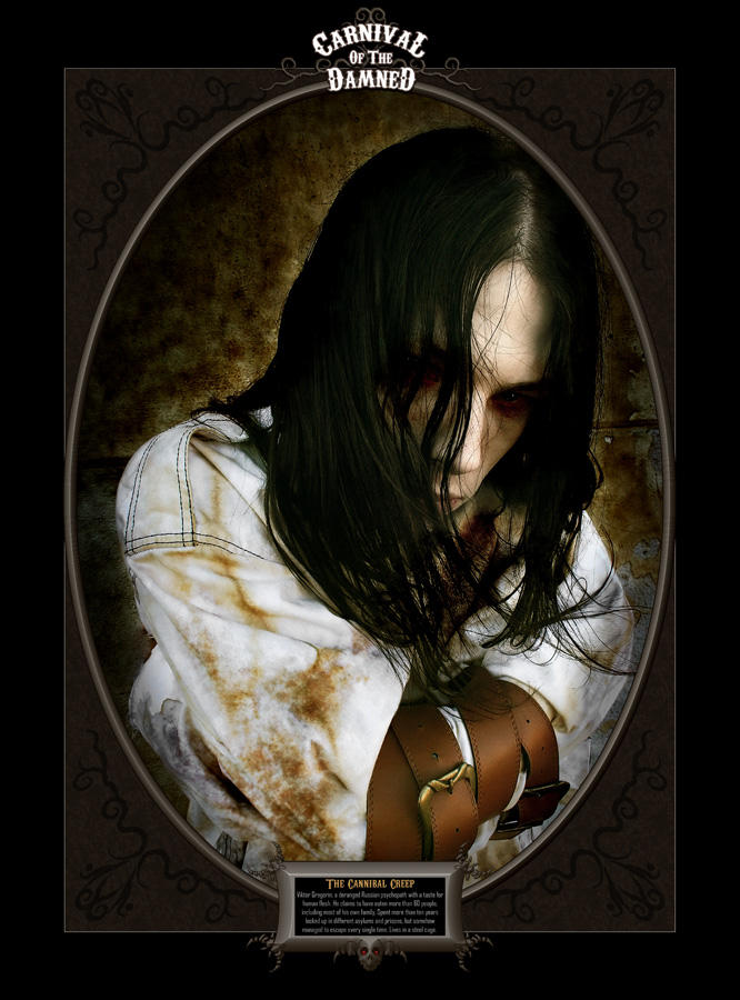 The Cannibal Creep by Taragon