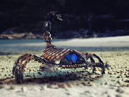 Scorpion Robot by K1BORG