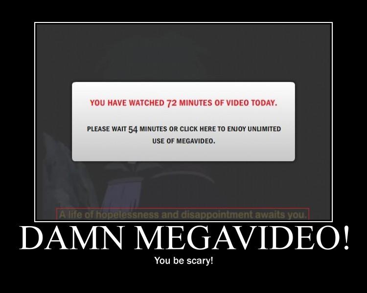 funny people megavideo. Megavideo Demotivational by