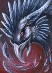 ACEO LadyFromEast by rAthena