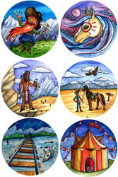 Western buttons by rAthena