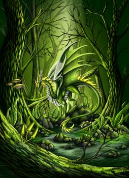 Shroomy forest 01
