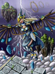 Stormguard Citadel Fanart by rAthena