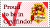 Gryffindor stamp by Cat-Noir