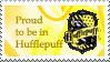 Hufflepuff stamp by Cat-Noir