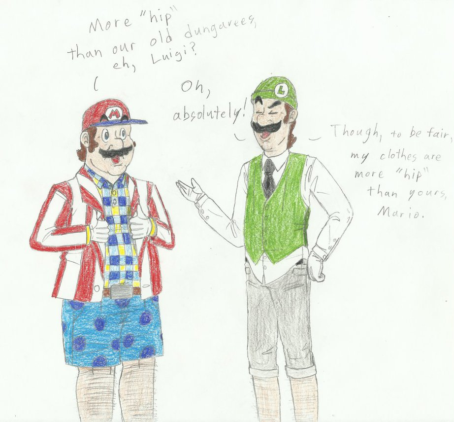 Super Tacky Bros. by LordLemmy