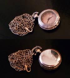 Clock Pendant