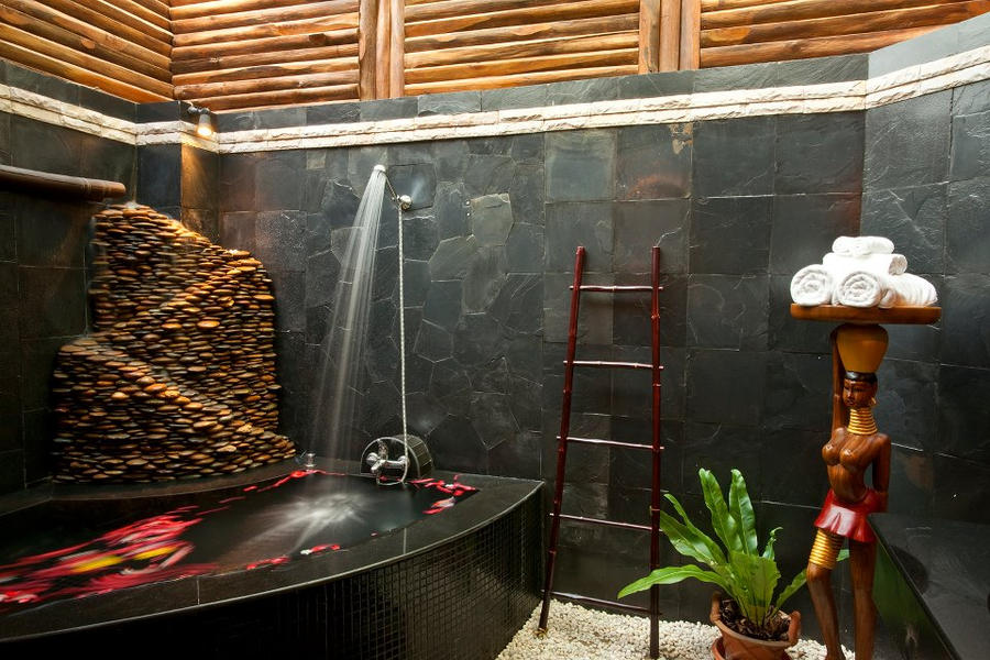 Attirant Waterfall Bathroom Panviman By Panviman Group ...