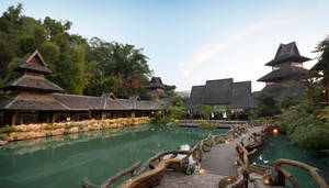 Largest Spa in Thailand @ Panviman