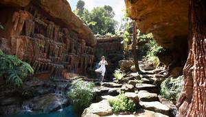 Medititation Yoga and Cave @ Panviman