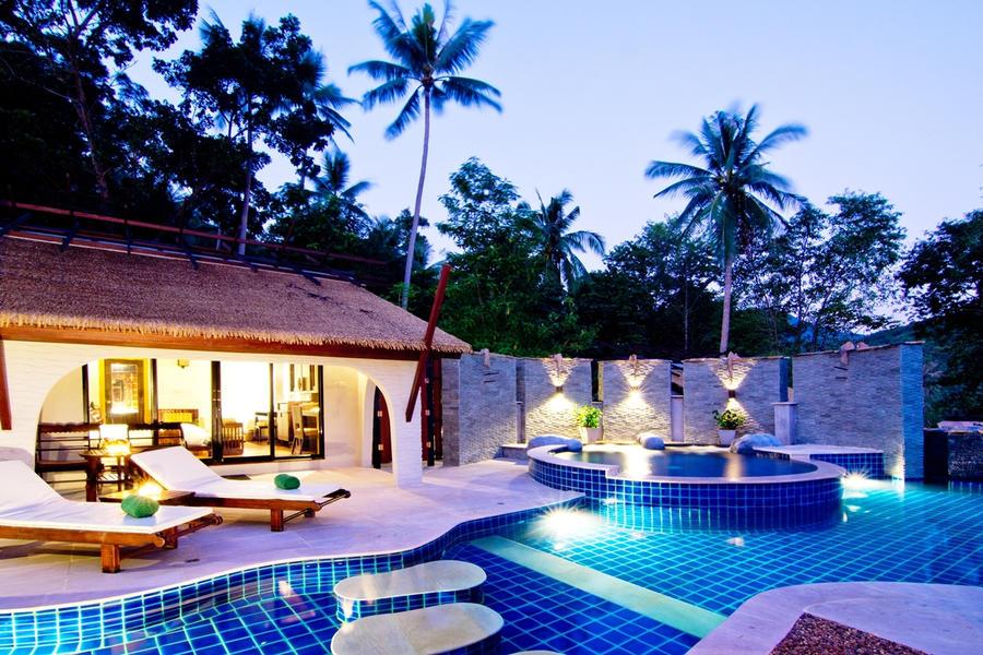 Panviman Resort Koh Phangan Hotel Koh Phangan Island Suratthani Thailand