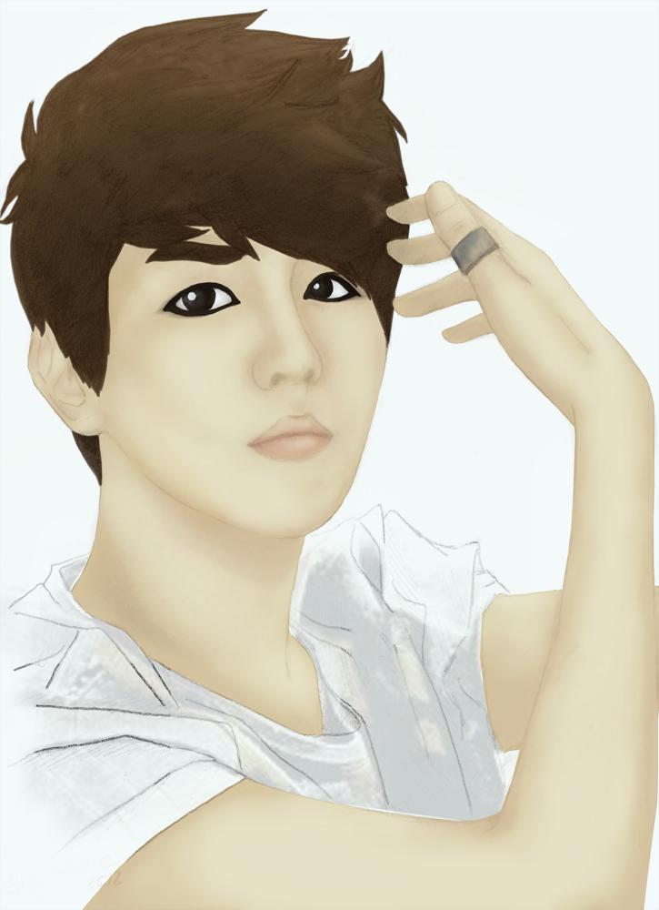 Byun Baek Hyun - EXO K by SwagSagwa