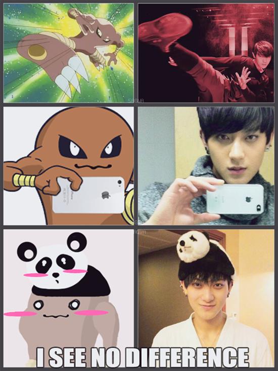 HitmonTao  Exo Pokemon macros by SwagSagwa