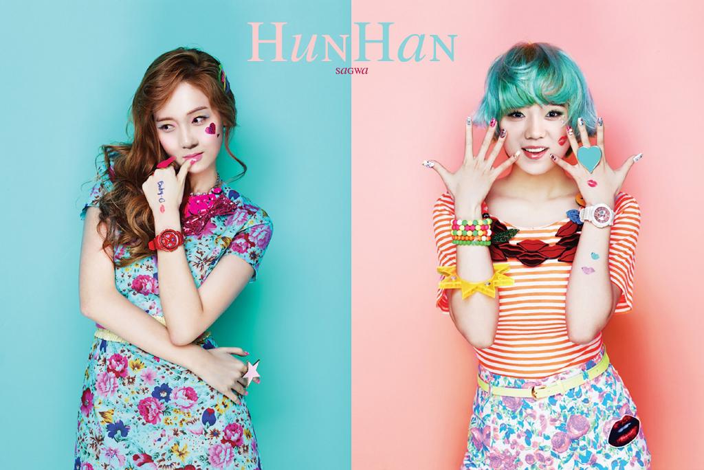 EXO  Exo girls masterpostExo Sehun And Luhan 2013