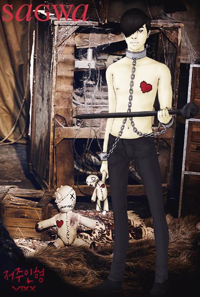 VOODOO Doll - VIXX by SwagSagwa on DeviantArt