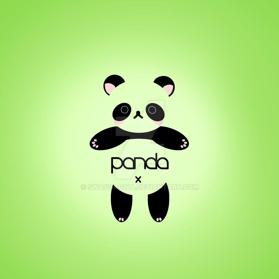 GREEN PANDA by SwagSagwa