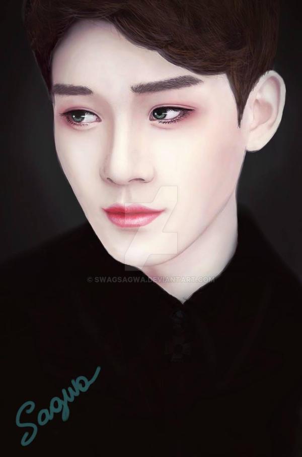 Vampire Chen by SwagSagwa