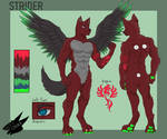 Reference Sheet for Strider