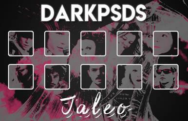 PSD #24 - JALEO * BY DARKPSDS by darkpsds