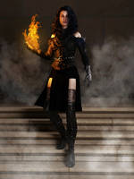 Yennefer by ArrowFish