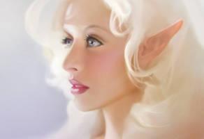 portrait by Lagunaya