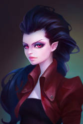 Vampire by Lagunaya