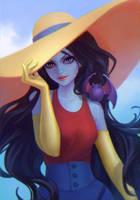 Marceline by Lagunaya