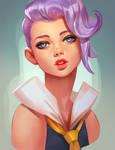 Purple_portrait